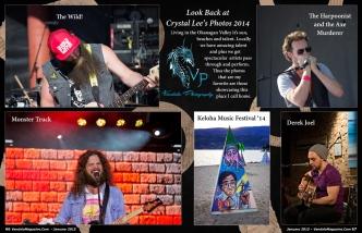 January 2015 Vandala Magazine Photo Special -p66-& 67: Look Back at Crystal Lee of Vandala Photography 2014
