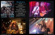 January 2015 Vandala Magazine Photo Special -p64-& 65: Look Back at April 2014