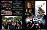 January 2015 Vandala Magazine Photo Special p80 & 81-Look Back at October 2014
