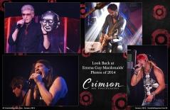 January 2015 Vandala Magazine Photo Special p84 & 85: Look Back at Crimson Art Photography 201