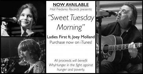 """Download """"Sweet Tuesday Morning"""" NOW, exclusively through iTunes!!"""