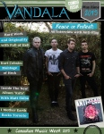 May/June Vandala Magazine 2015 - Anti-Flag, Matt Skiba, Full of Hell & Festival Season Kicks Off