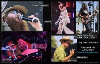 Coachella 2015 May/June 2015 Vandala Magazine