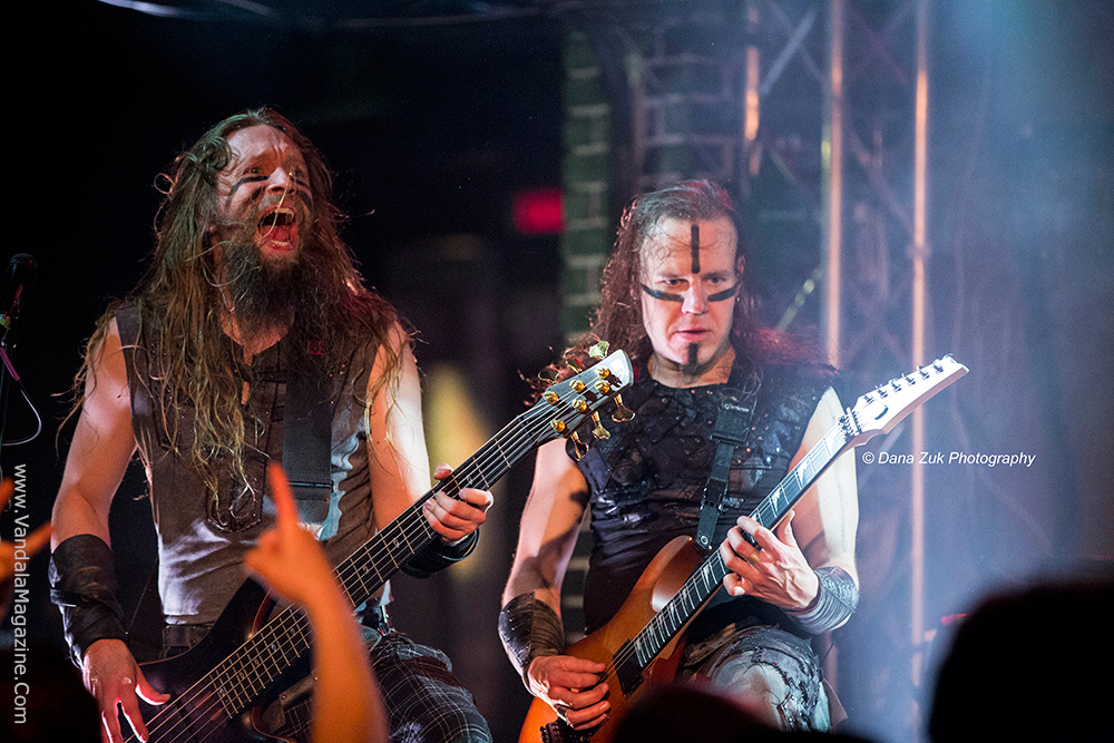 ENSIFERUM, MAY 13 @ Union Hall Edmonton, Alberta