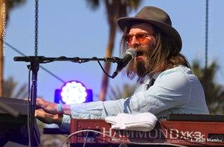 Andrew McMahon in The Wilderness - Coachella 2015