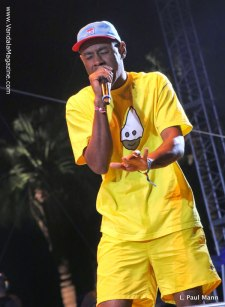 Tyler The Creator - Coachella 2015