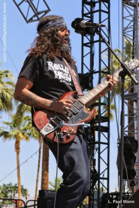 Brant Bjork And The Low Desert Punk Band - Coachella 2015
