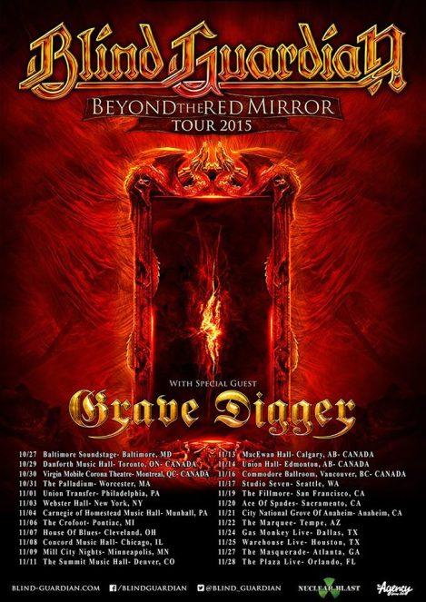 Blind Guarddian Tour