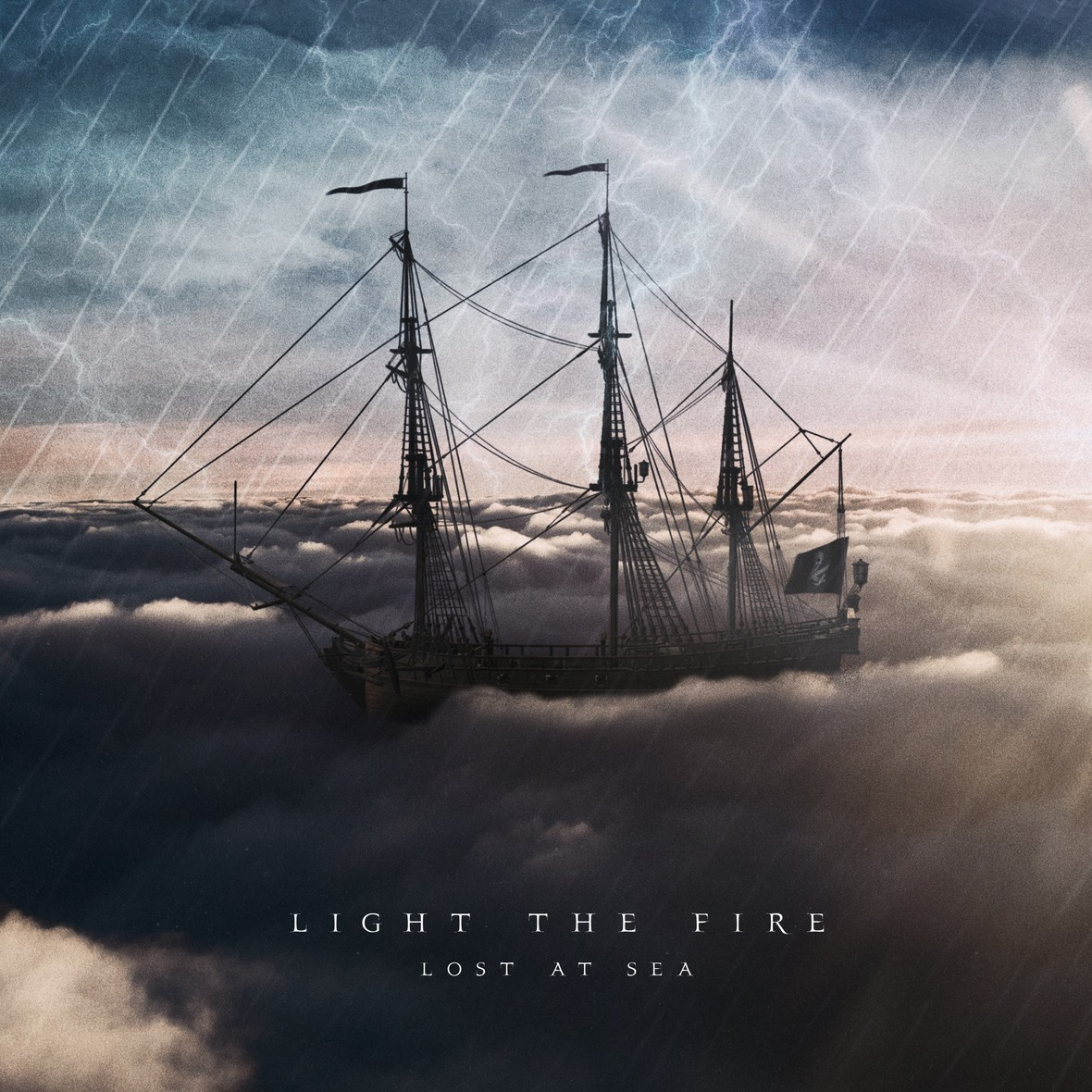 Light the fire sign with standby records title track off upcoming light the fire lost at sea mozeypictures Images