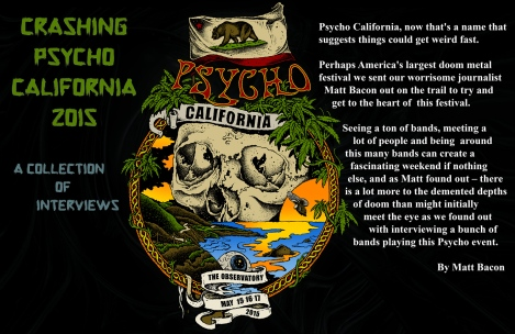 July 2015 Vandala - Crashing Psycho California 2015 Festival