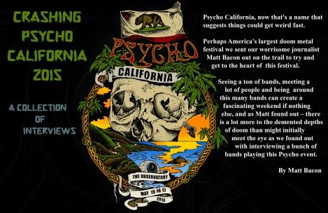 July 2015 Vandala - Crashing Psycho California 2015 Festival