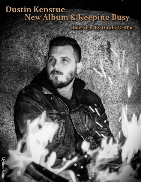 July 2015 Vandala Magazine - Dustin Kensrue New Album & Keeping Busy