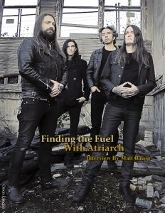 July 2015 Vandala Magazine Finding the Fuel with Atriarch