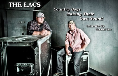 July 2015 Vandala Magazine - Cover Interview - The Lacs - Country Boys Making Their Own Sound