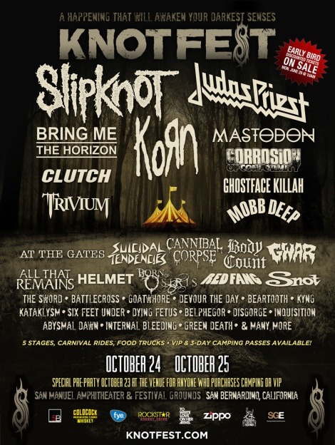 Knotfest 2015