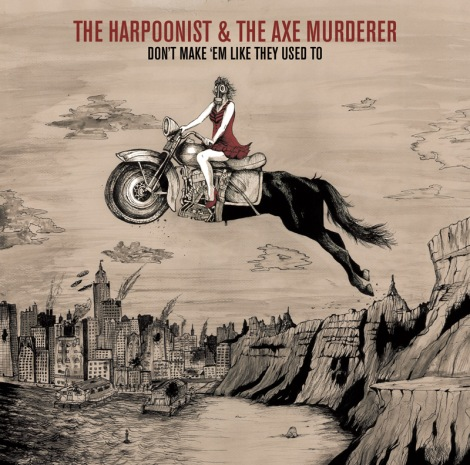The Harpoonist and the Axe Murderer