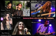 August 2015 Vandala Magazine - Bonnaroo Festival 2015 Day 1