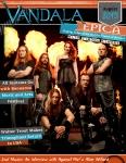 August 2015 Vandala Magazine Cover