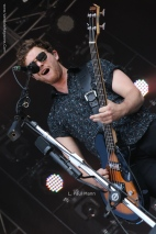 Bonnaroo Festival 2015 Day 2 - Royal Blood