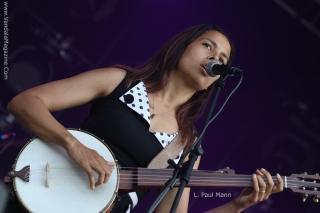 Bonnaroo Festival 2015 Day 3 Rhiannon Giddens