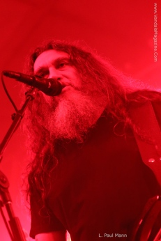 Bonnaroo Festival 2015 Day 3 Slayer