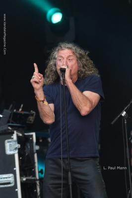 Bonnaroo Festival 2015 Day 4 Robert Plant