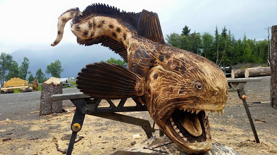 Jordan anderson wood carver vandala magazine