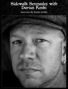 September 2015 Vandala Magazine Interview Darius Koski