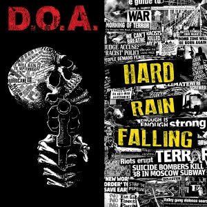 D.O.A. New Album Hard Rain Falling