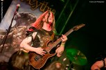 Scythia at the The Order Of Chaos CD Release Party
