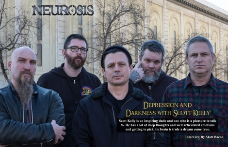 September 2015 Vandala - Scott Kelly of Neurosis Interview
