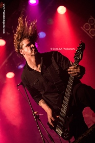 Cattle Decapitation - Vandala Mag - Dana Zuk