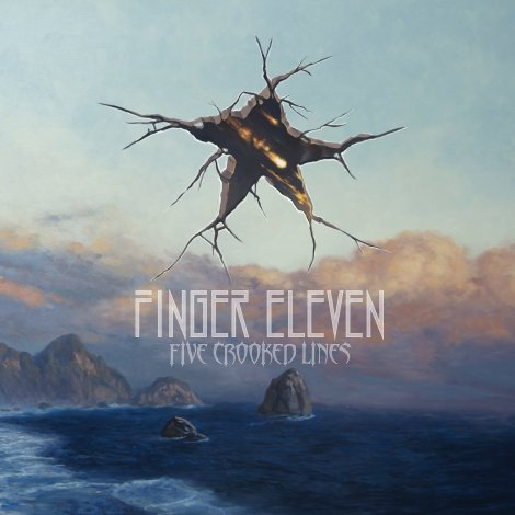 Finger Eleven FIVE CROOKED LINES