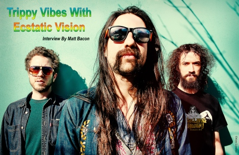 October 2015 Vandala Magazine - Interview Ecstatic Vision