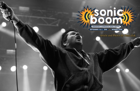 October 2015 Vandala Magazine Sonic Boom Fest - Photo Credit Dana Zuk