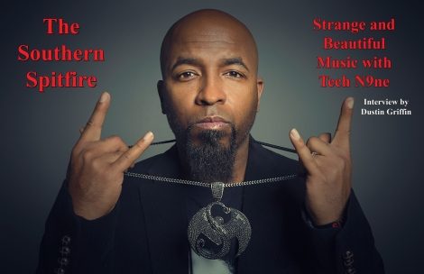November 2015 Vandala Magazine Cover Interview - Tech N9ne