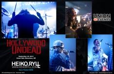November 2015 Vandala Magazine - Hollywood Undead - Heiko