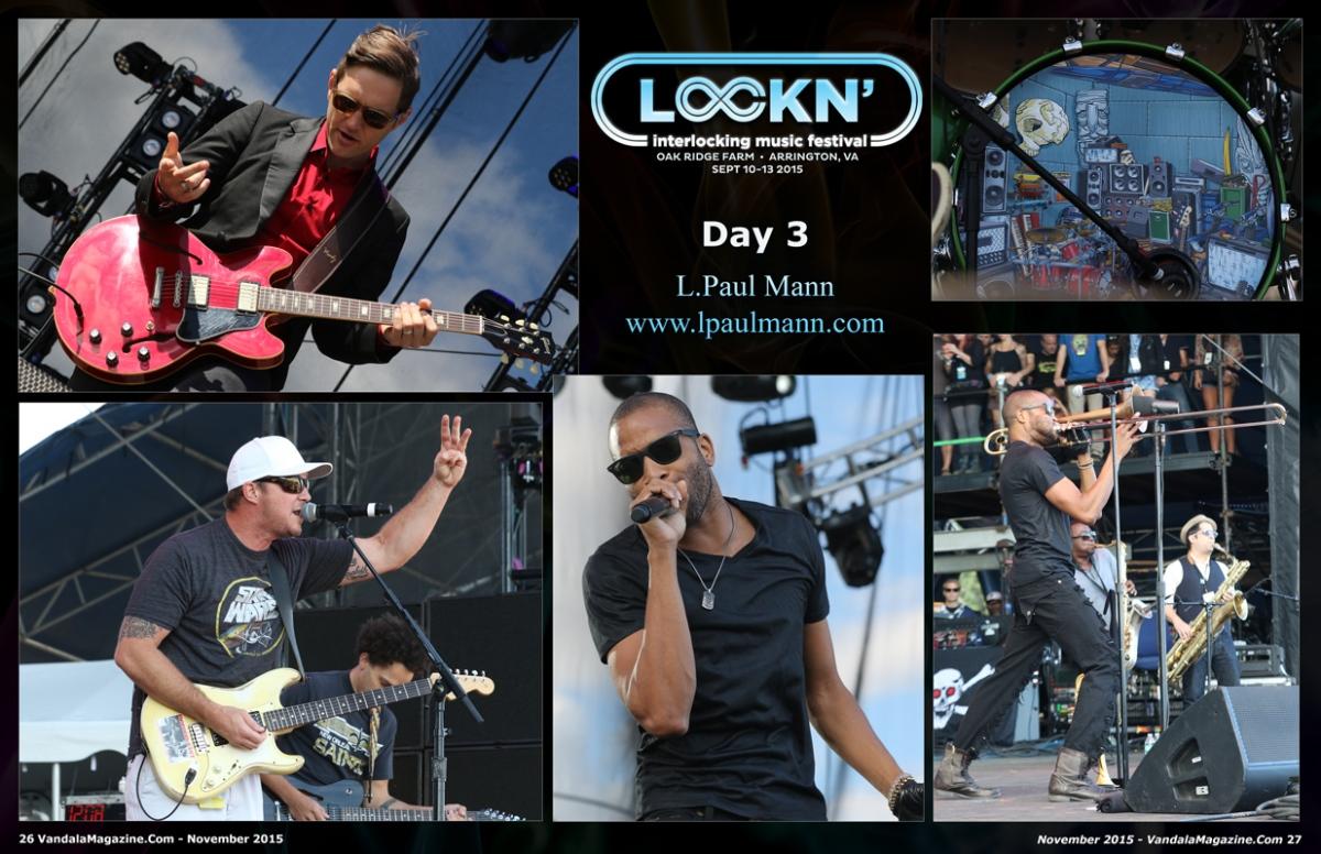 November 2015 Vandala Magazine - Lockn Festival - L.Paul Mann