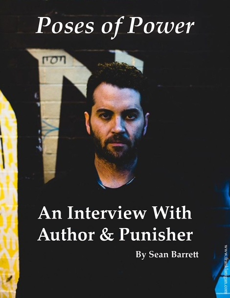 Author and Punisher December 2015 Vandala Magazine