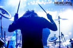 Hollywood Undead September 23, 2015 Union Hall, Edmonton, AB
