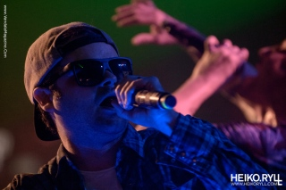 Hollywood Undead September 23, 2015 Union Hall, Edmonton, AB