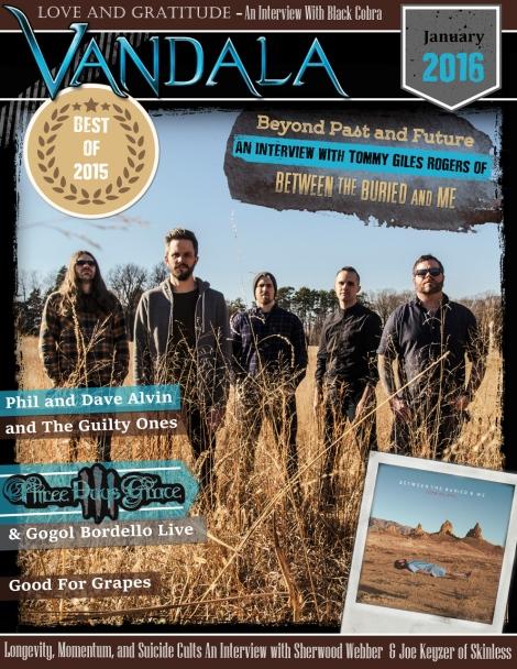 January 2016 Vandala Magazine