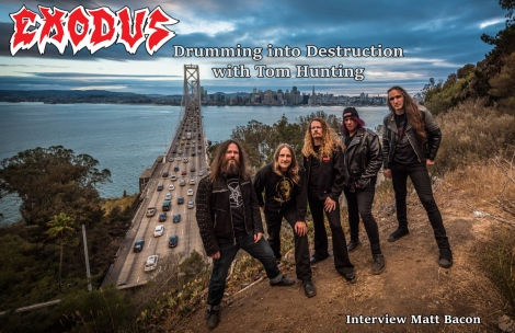 Jan 2016 Vandala Magazine Interview with Exodus