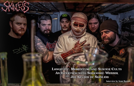 Jan 2016 Vandala Magazine Skinless Interview
