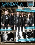 February 2016 Vandala Magazine Cover