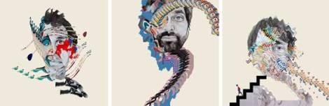 animal collective Album art by Brian DeGraw