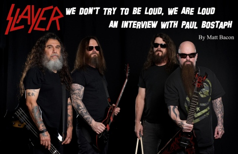 March 2016 Vandala Magazine - Slayer Cover Interview