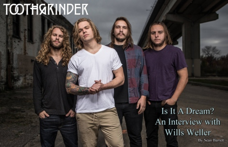 March 2016 Vandala Magazine Toothgrinder Interview