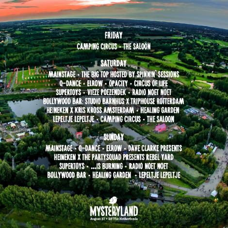 Mysteryland 2016