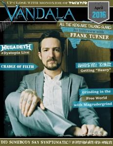 April 2016 Vandala Magazine